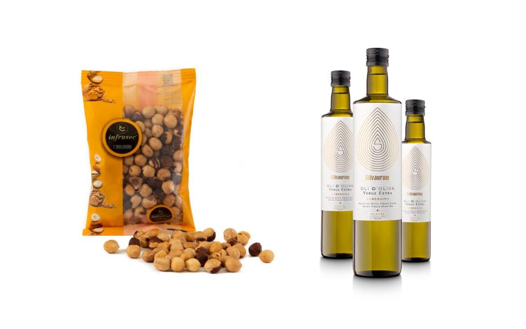 L'Avellanera, experts en avellana i en oli d'oliva verge extra